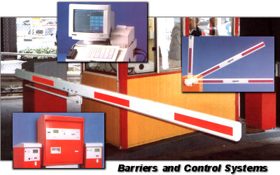 Gate Barriers & Control Systems
